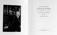 Frontispiece: Photogravure of Louis Aragon and Title Page
