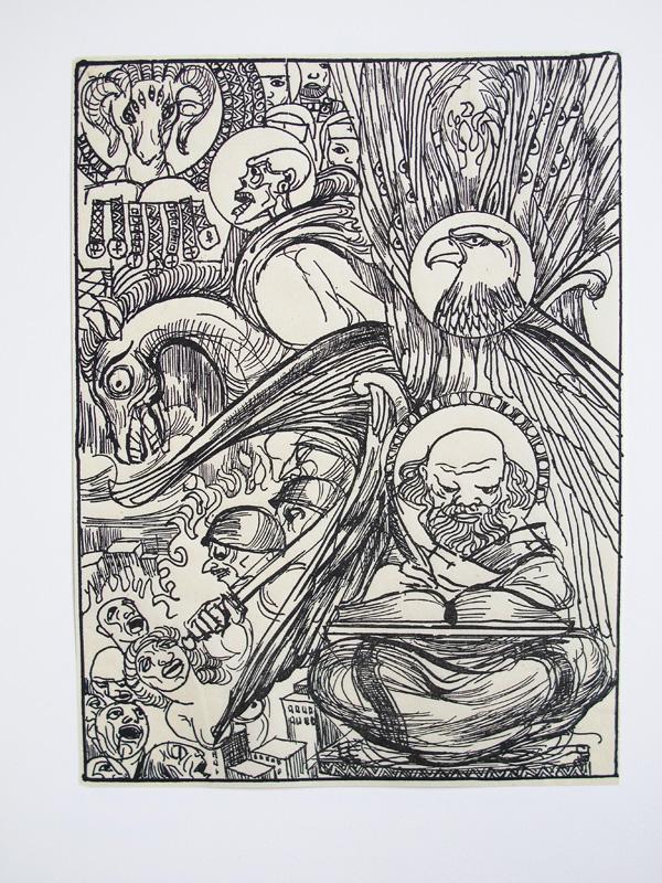 Allan Rohan Crite Engraving