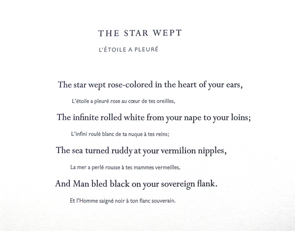 The Star Wept
