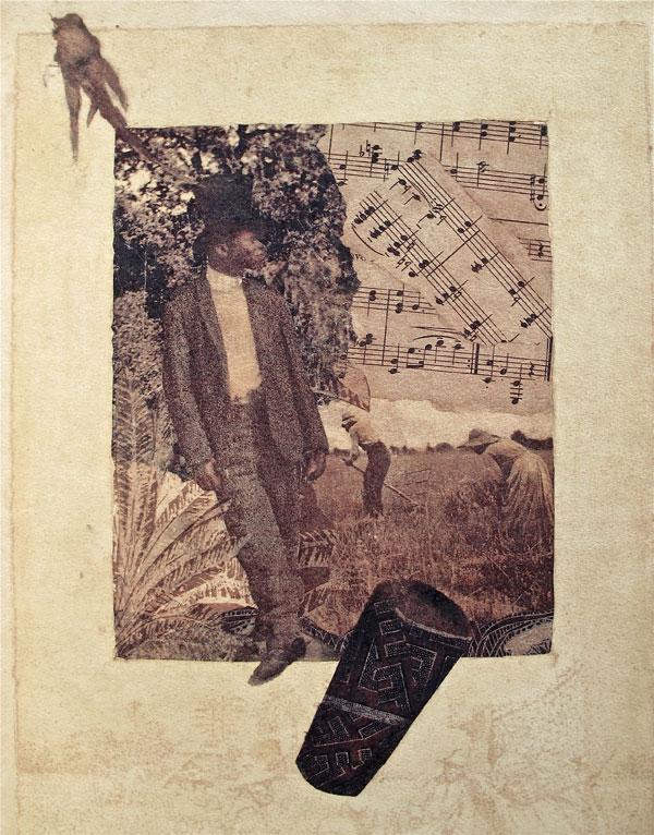 Betye Saar Serigraph